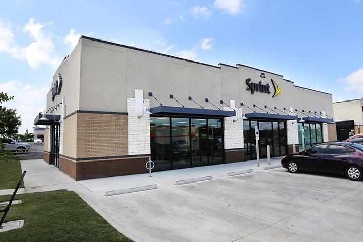 Valley Mills Retail Center Waco TX - Mays Inc.