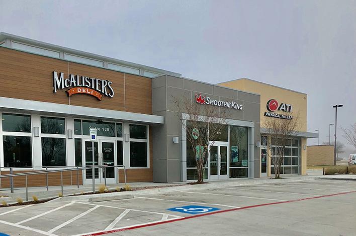 Retail Center Cedar Hill TX - Mays Inc.
