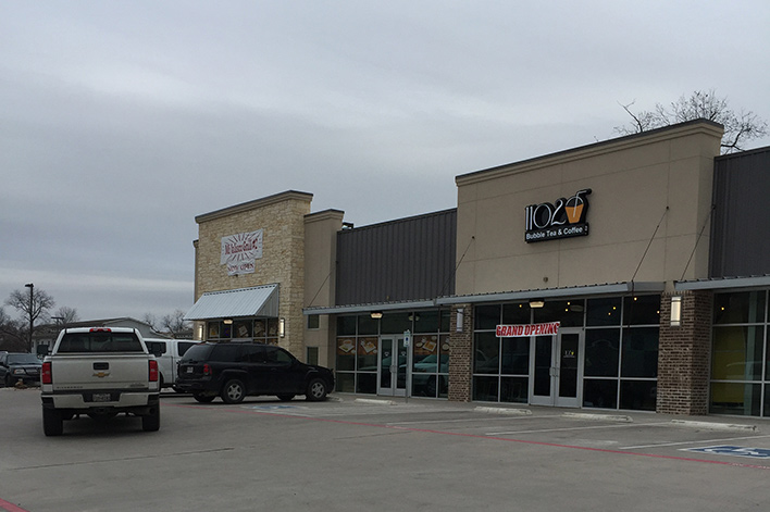 Tinsley Square Retail Center Waco TX - Mays Inc.