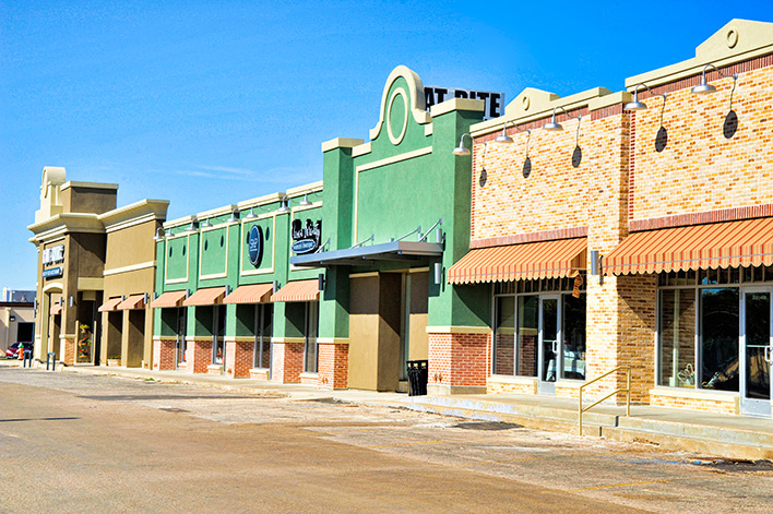 The Shops at Wolflin Square Amarillo TX - May Inc.