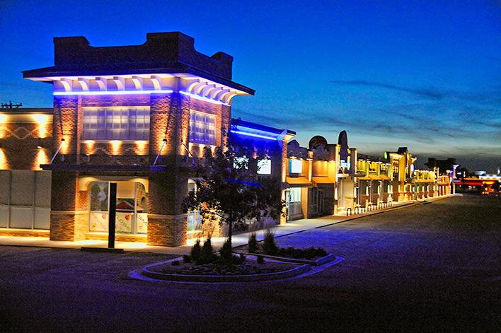 The Shops at Wolflin Square Amarillo TX - May Inc.